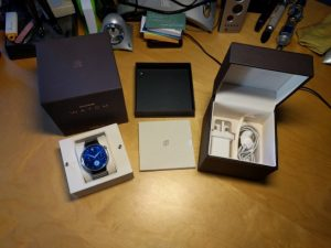 smart watch unboxed