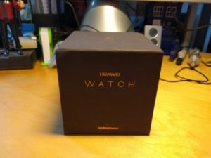 boxed smart watch