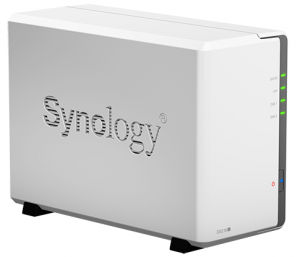 Synology NAS box